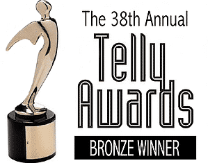 2017 38th bronze telly winner