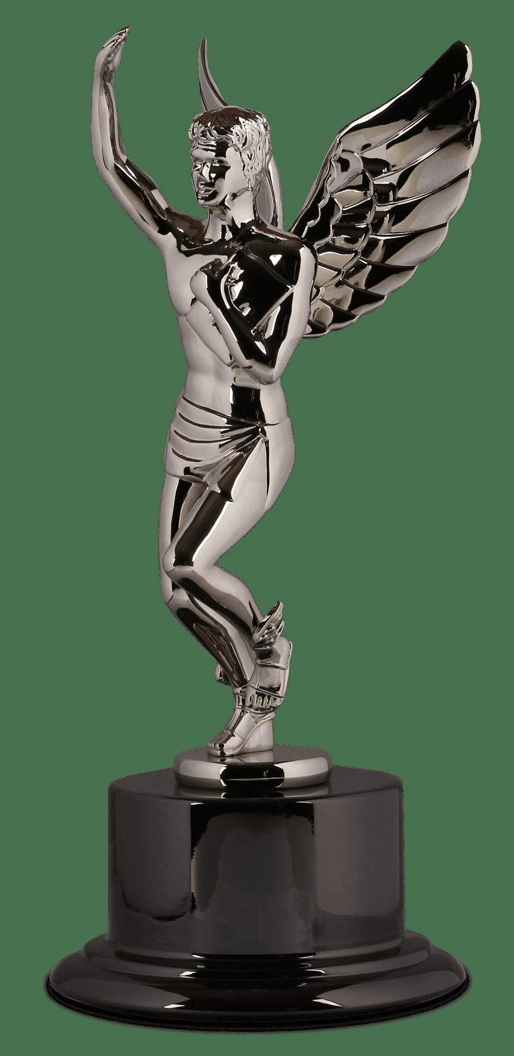 Platinum Hermes Creative Award Ethic Advertising winner