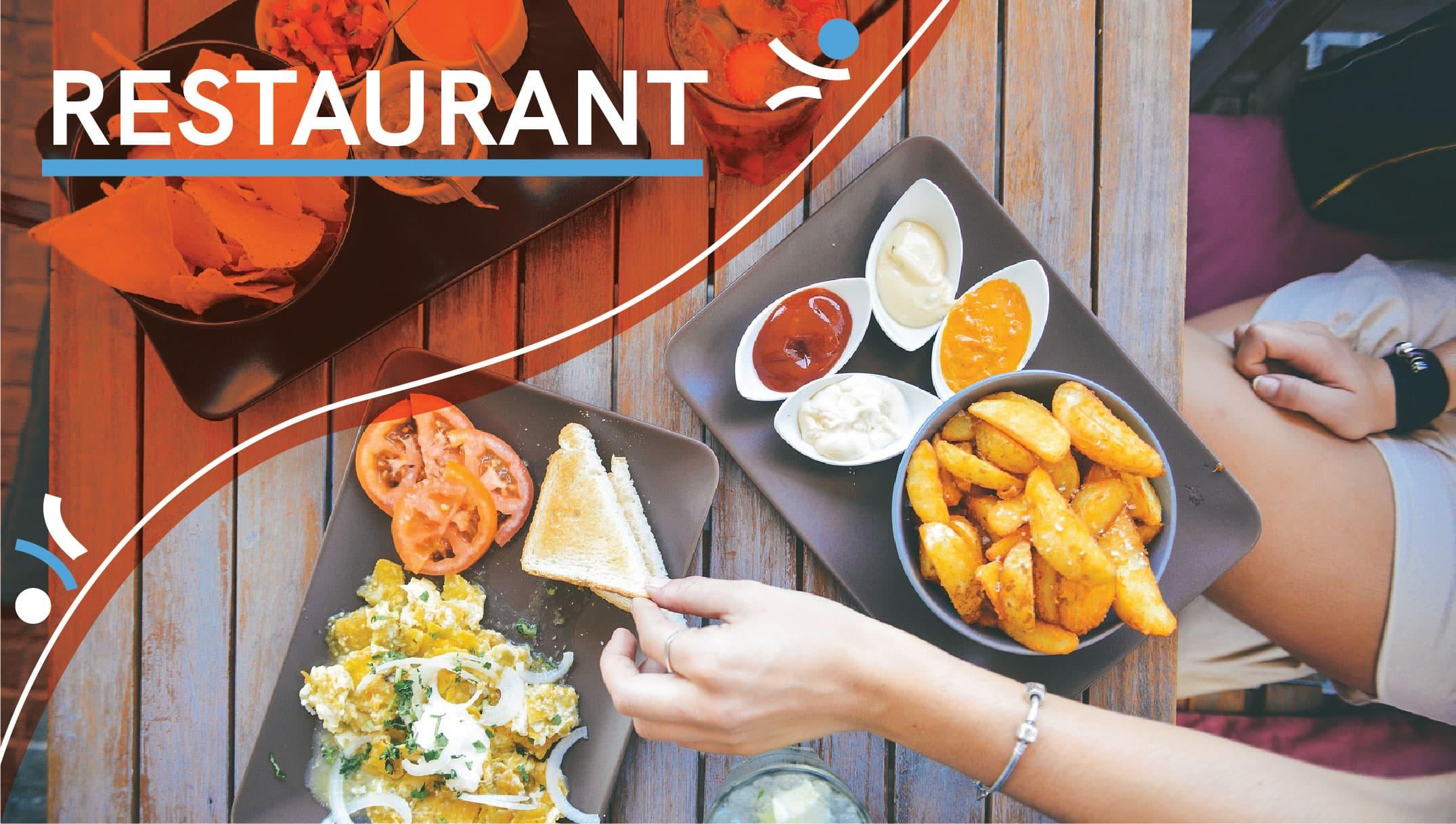 Ethic Adveritsing Agency industry vertical image for restaurants advertising