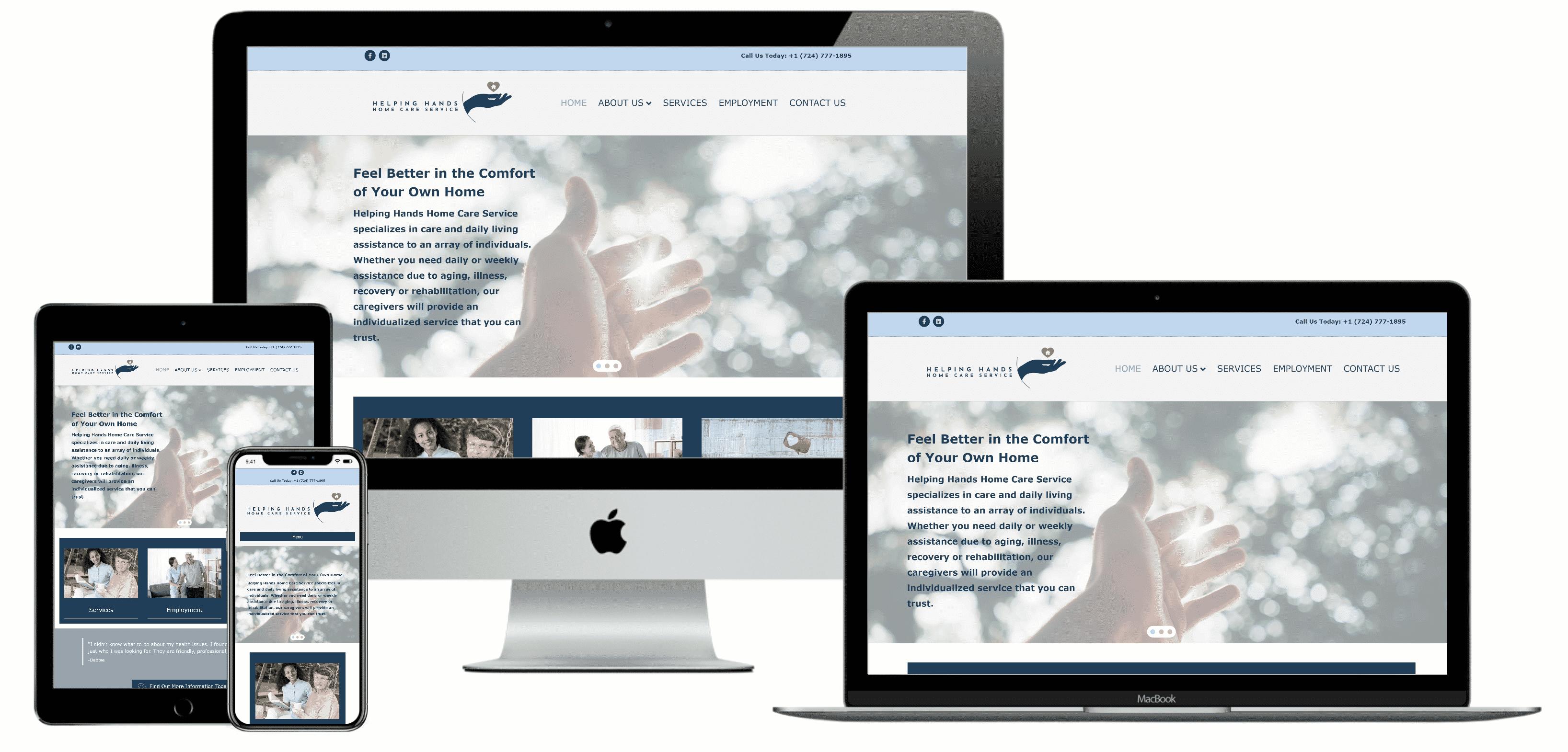 helping-hands-website