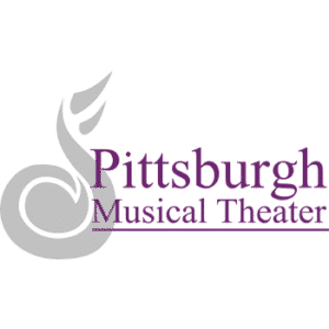 Pittsburgh Musical Theater purple logo