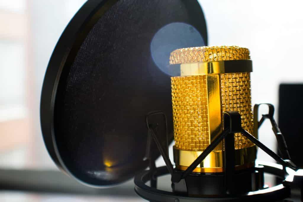 golden mic for radio