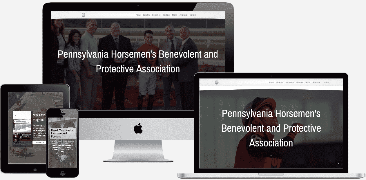 pahbpa website development