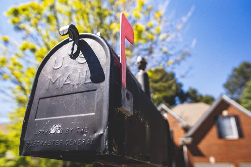 mail box ethic advertising direct mail images