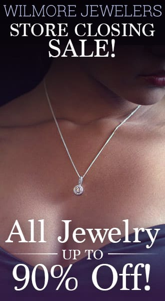 wilmore jewelers necklace ad